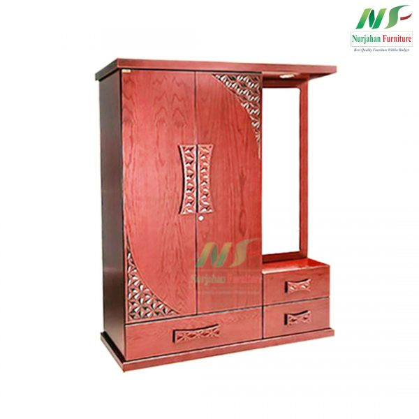 Bedroom Furniture (Almirah With Dressing Table)